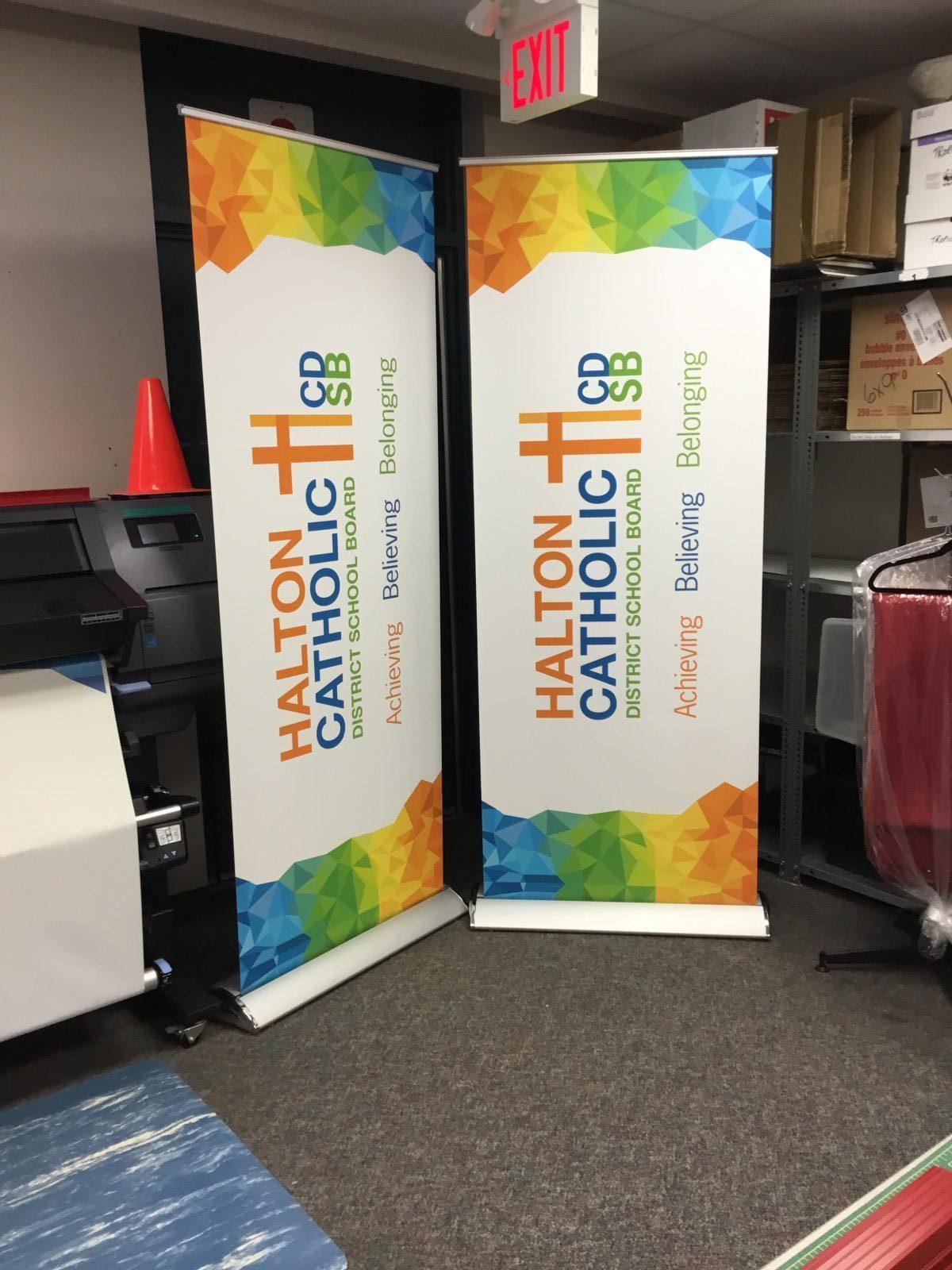 HCDSB zip banners